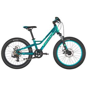 s'cool faXe race 20 7-S - Vélo enfant - Bleu pétrole